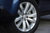 2011 Subaru Forester wheel