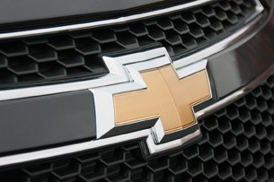 2011 Chevrolet Cruze 1LT logo