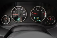 2011 Jeep Compass Limited gauges