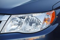 2011 Subaru Forester headlight