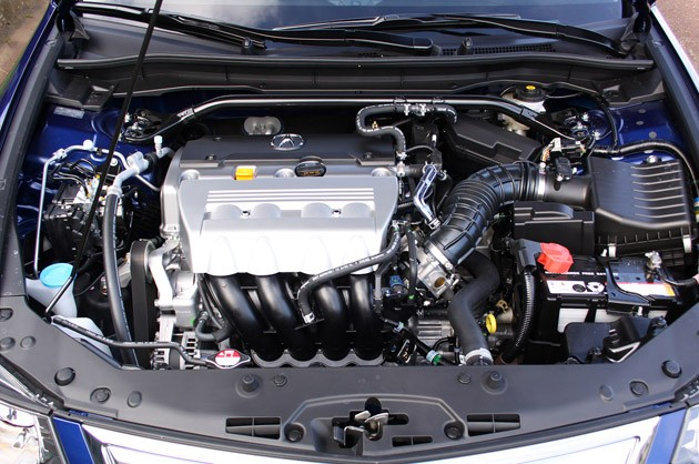Acura TSX Sport Wagon Reviews AcuraZine Acura Enthusiast Community - 2007 acura tsx engine