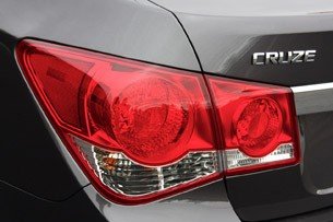 2011 Chevrolet Cruze 1LT taillight