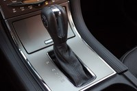 2011 Lincoln MKX shifter
