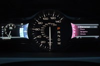 2011 Lincoln MKX gauges