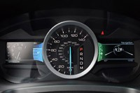 2011 Ford Explorer gauges