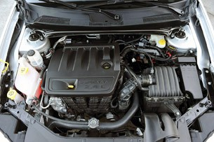 2011 Dodge Avenger engine