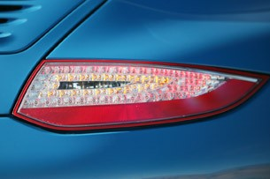 2011 Porsche 911 Speedster taillight