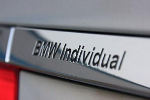 2010 BMW 760Li badge