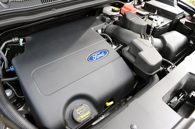2011 Ford Explorer 3.5-liter V6 engine