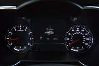 2011 Kia Optima 2.0T gauges