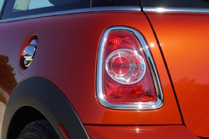 2011 Mini Cooper taillight