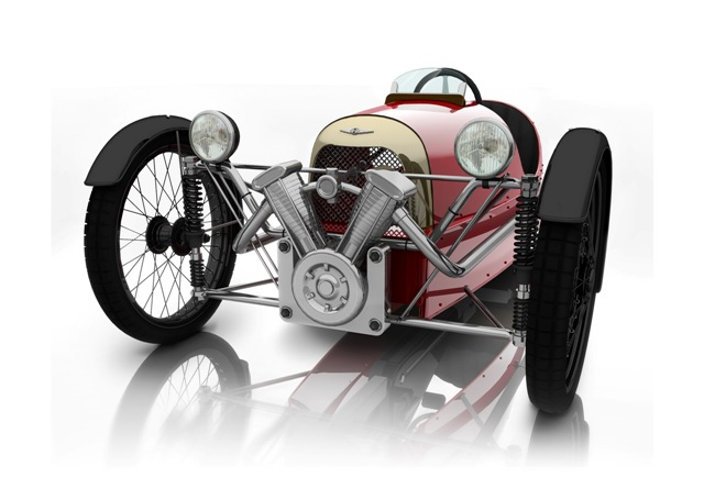 Morgan SuperSports Junior pedal car