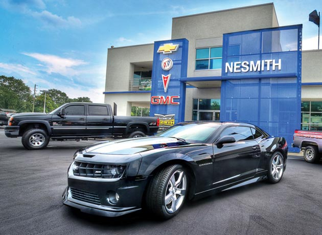NeSmith Chevrolet Camaro