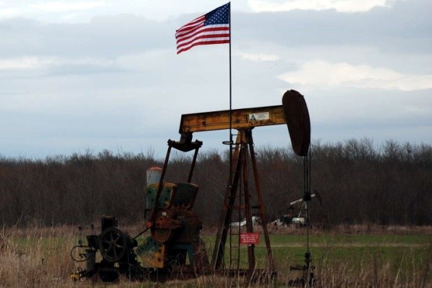 American oil well