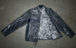 Platinum Dirt VIN Jacket