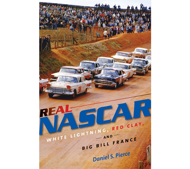 Real NASCAR book cover