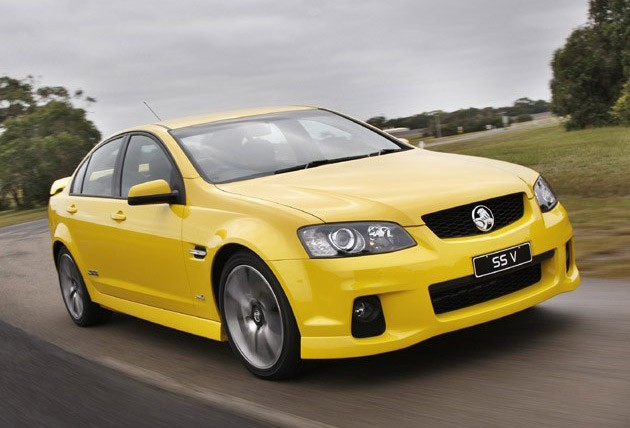 holden ve series ii commodore