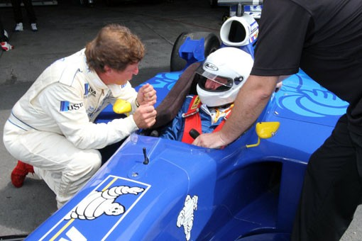 World Class Driving Formula One Experience