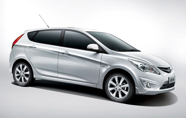 2012 Hyundai Verna/Accent
