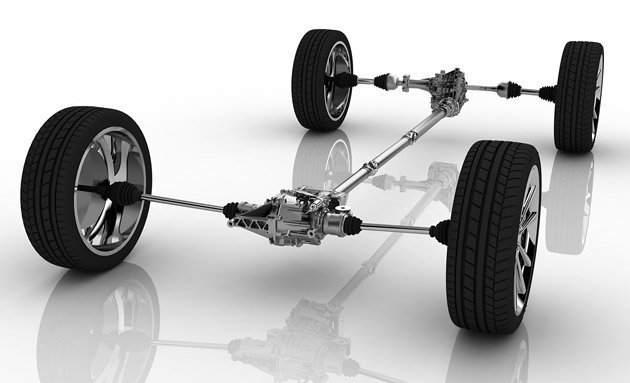 haldex all-wheel-drive
