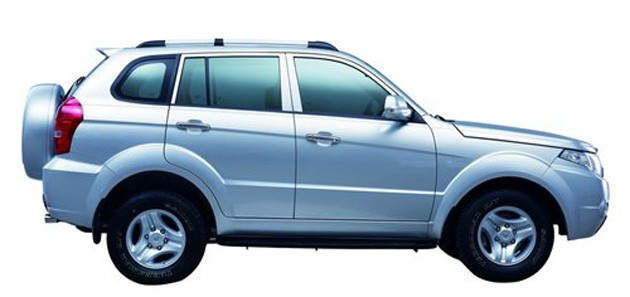 BAIC 007 Sport Utility Vehicle
