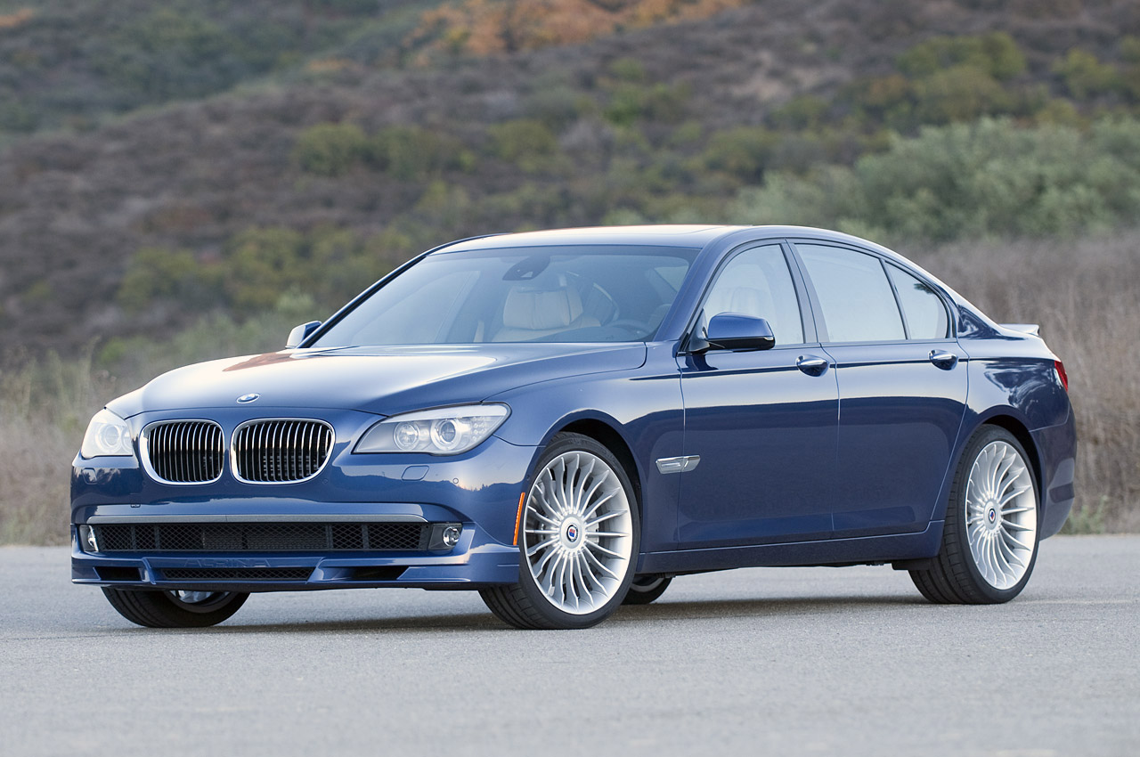 2011 Bmw Alpina B7 Review Photo Gallery Autoblog