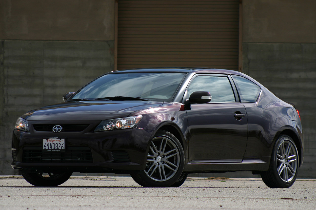 2011 scion tc review photo gallery autoblog. Black Bedroom Furniture Sets. Home Design Ideas