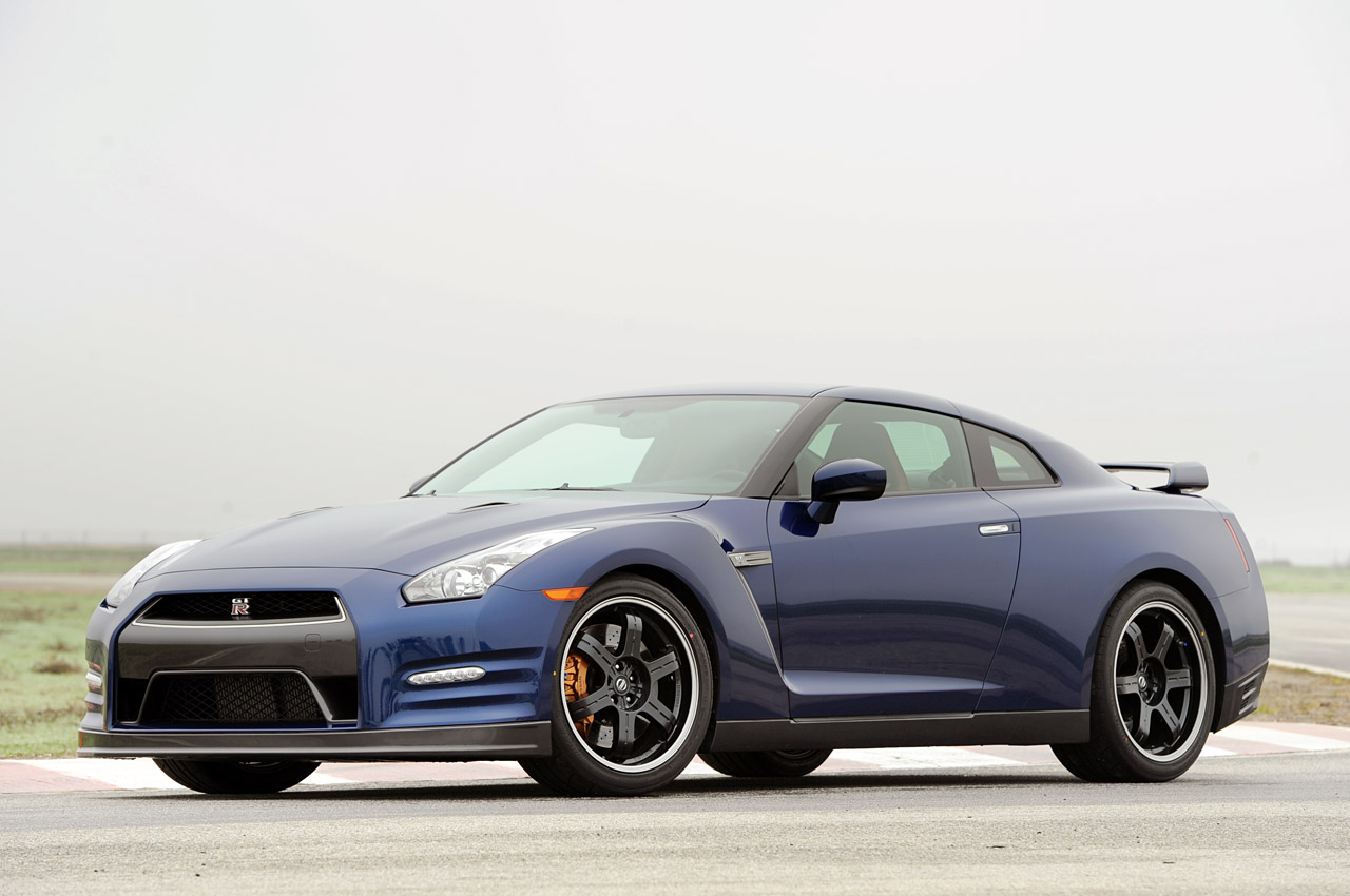 2012 nissan gt-r: first drive photo gallery - autoblog