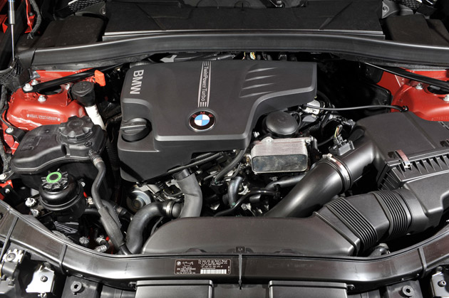 BMW 2.0-liter Turbo