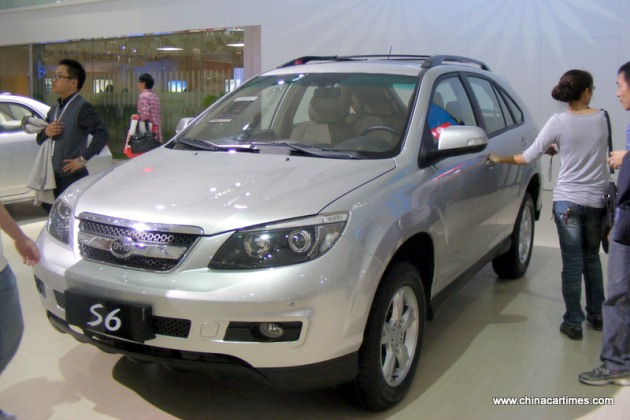 BYD S6 DM