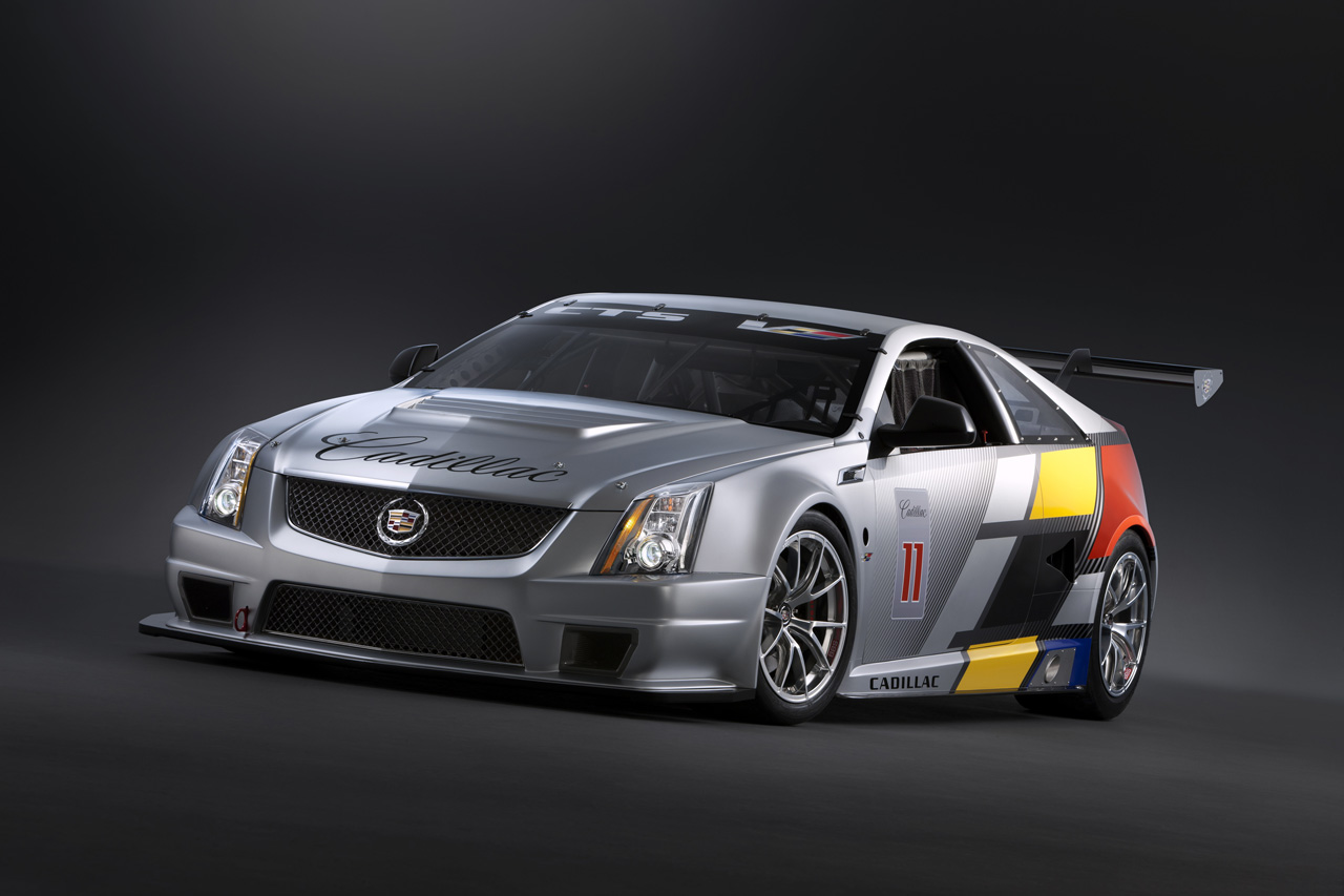 2011 Cadillac Cts V Coupe Scca Race Car Photo Gallery