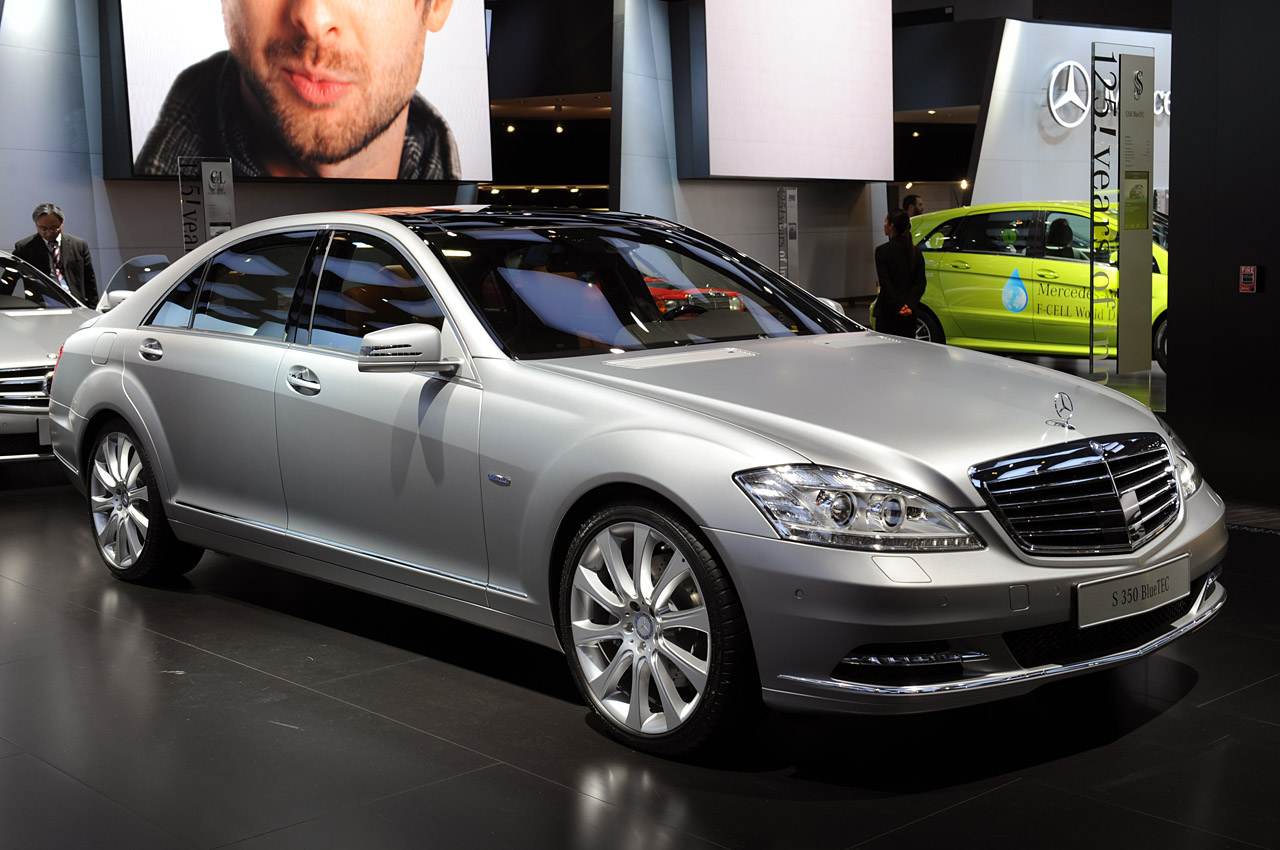2012 mercedes benz s350 bluetec detroit 2011 photo gallery autoblog. Black Bedroom Furniture Sets. Home Design Ideas