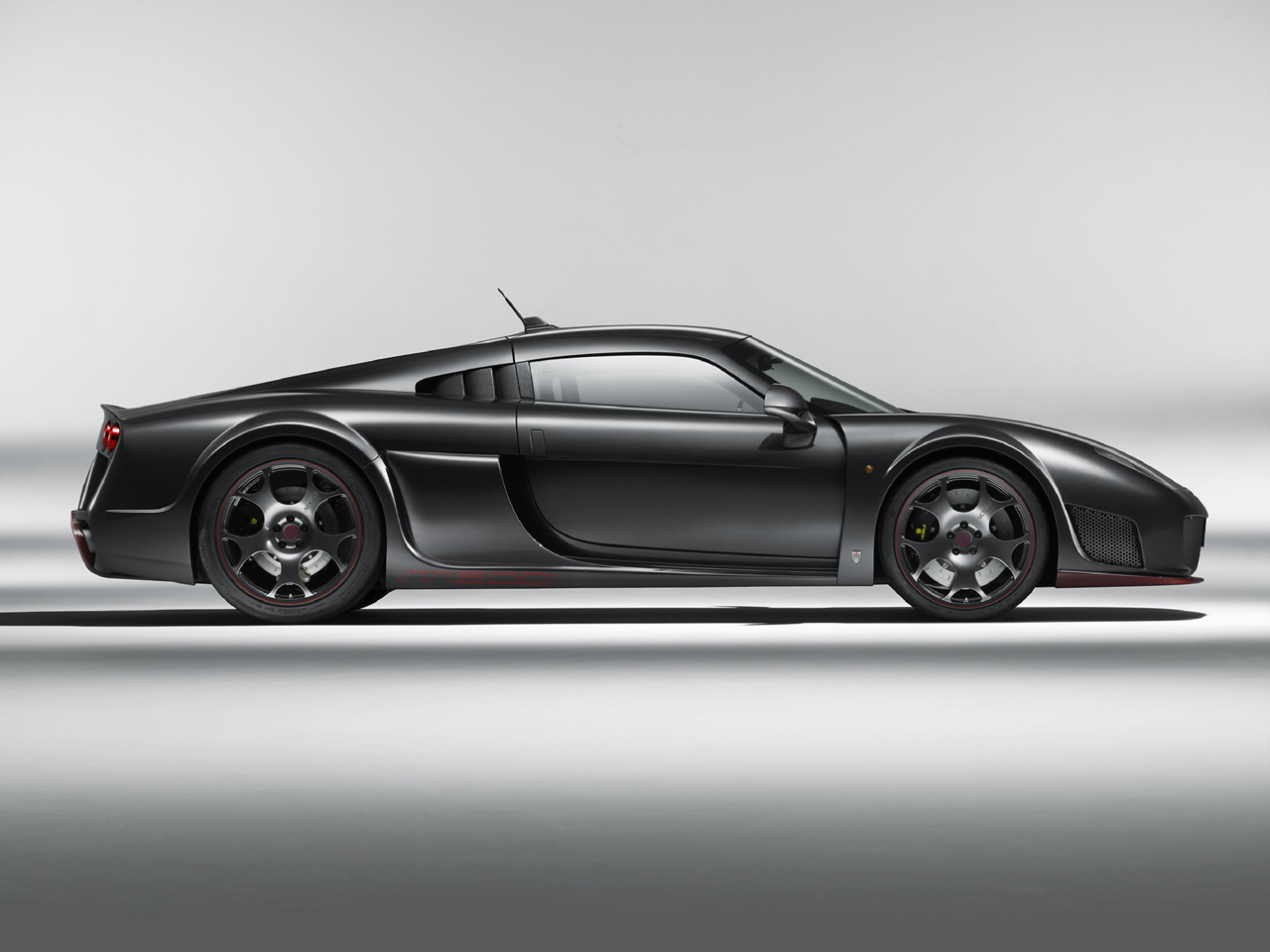 Noble developing M600 ...