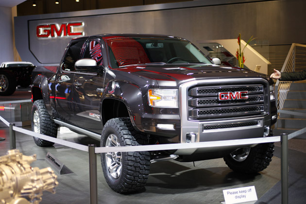 GMC Sierra All Terrain Concept – Click above for high-res image