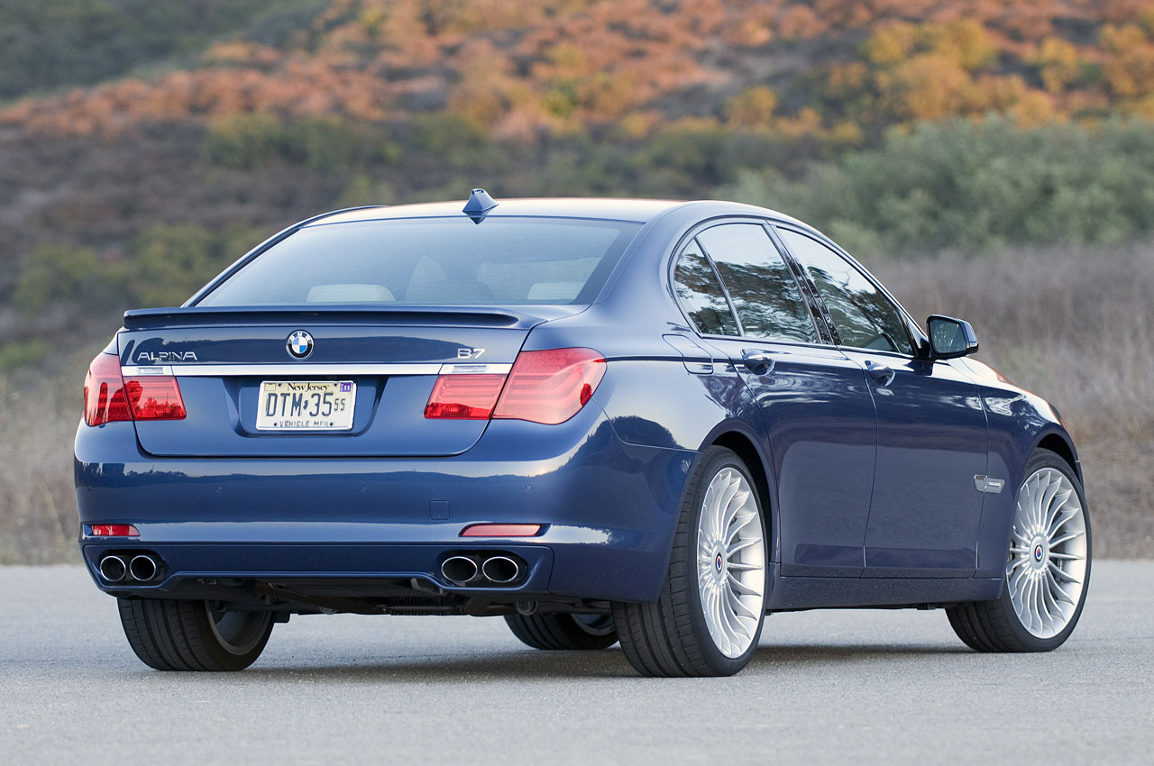 2011 BMW Alpina B7: Review Photo Gallery - Autoblog