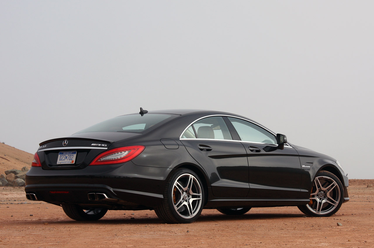 Mercedes cls63 amg news and information autoblog for Mercedes benz cls 63 amg price