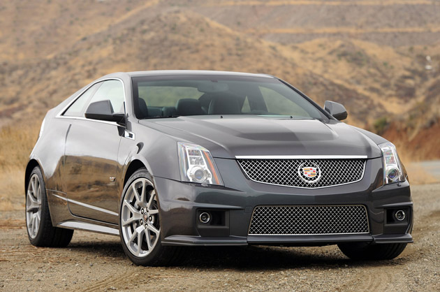 Cadillac Cts V Coupe Prices Reviews And New Model