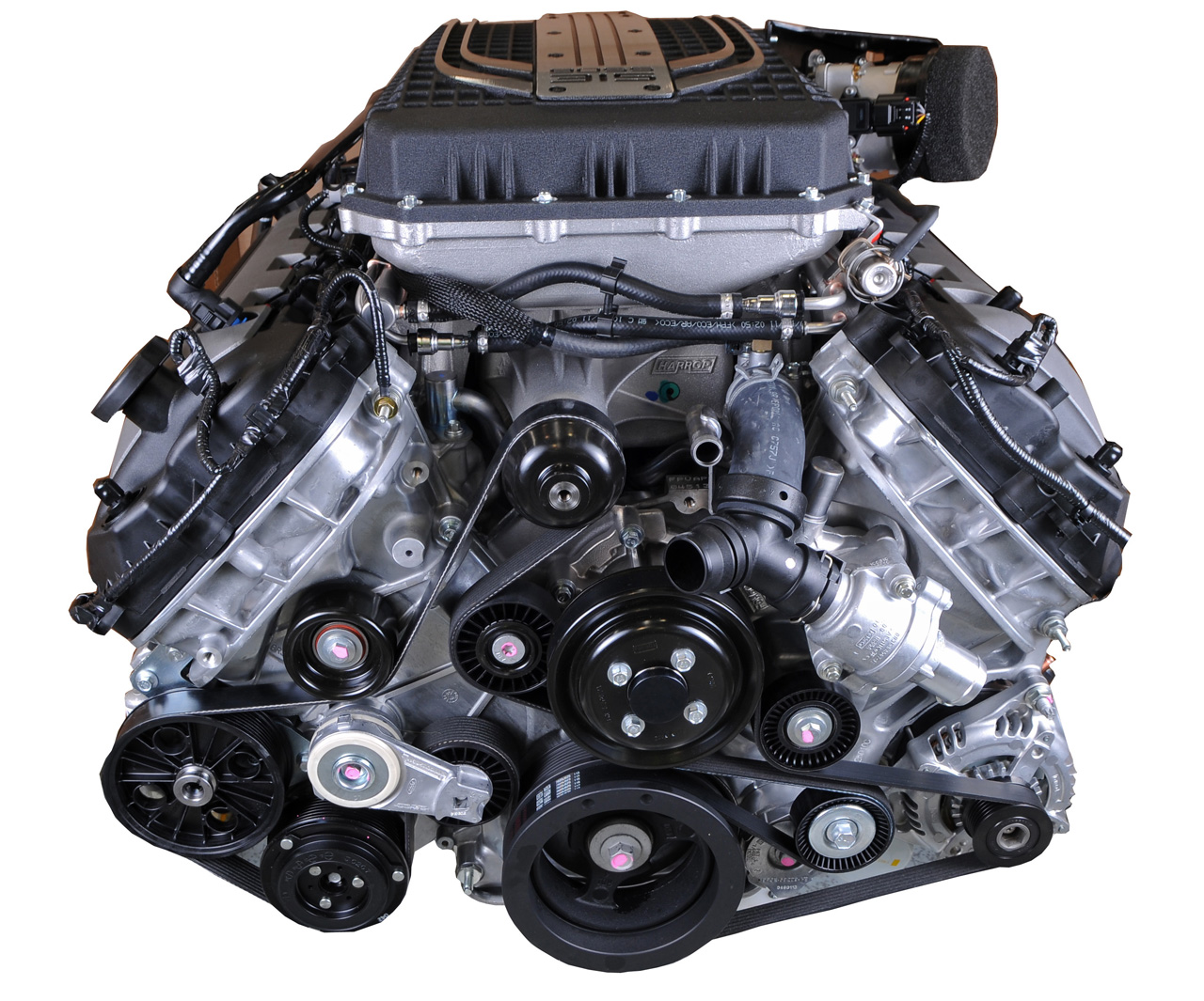Prodrive Develops Supercharged Ford V8 For Falcon
