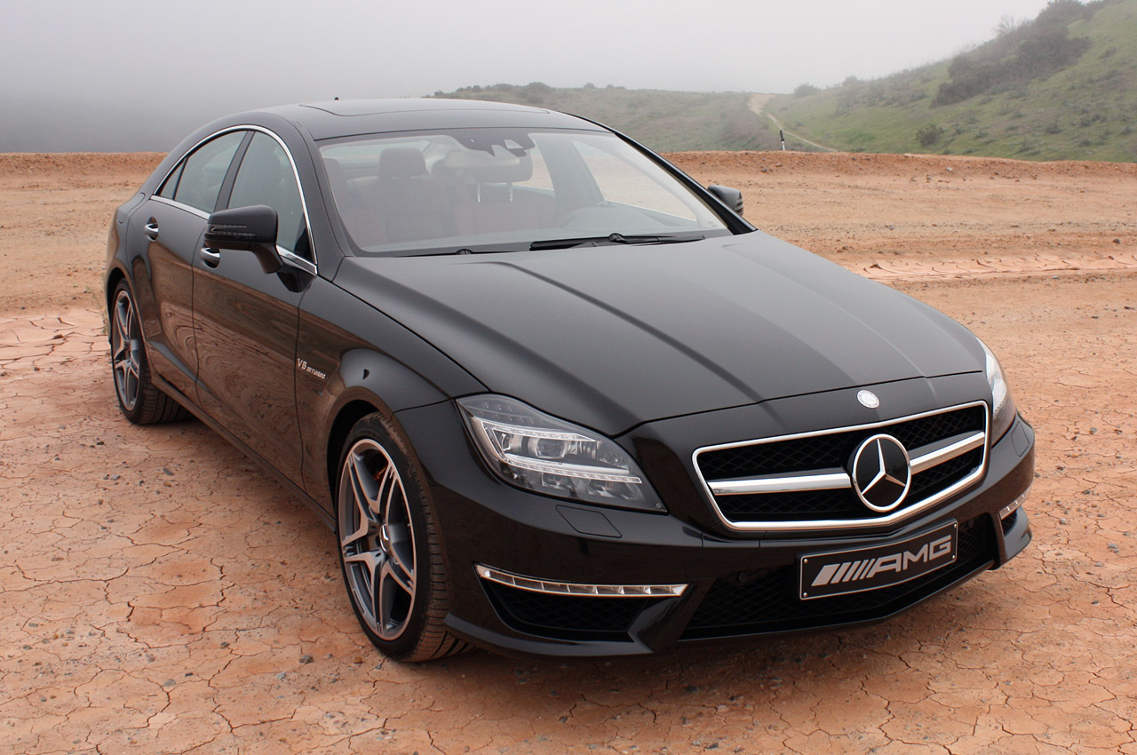 2012 mercedes benz cls63 amg first drive photo gallery. Black Bedroom Furniture Sets. Home Design Ideas