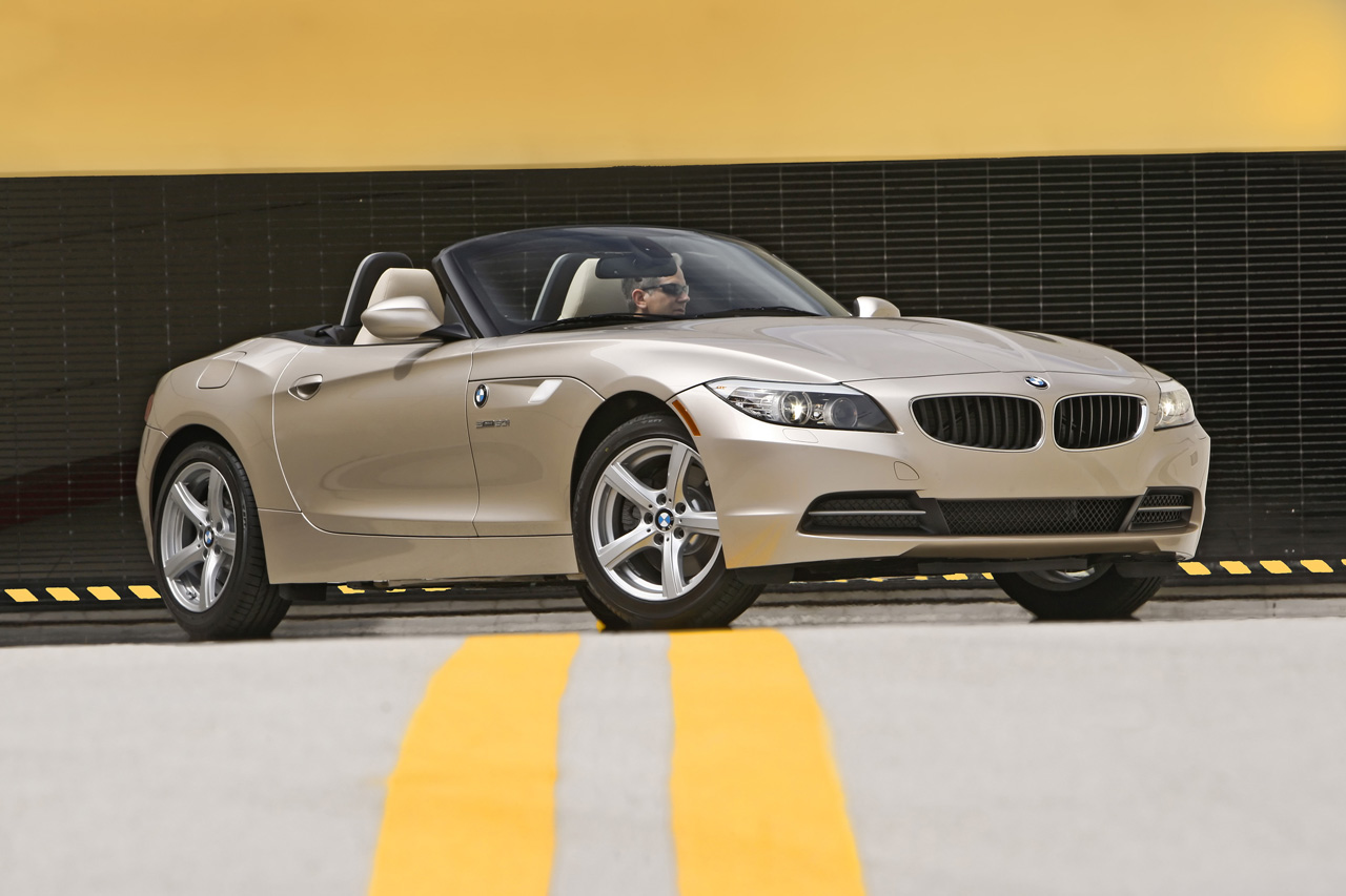 2011 Bmw Z4 Sdrive30i Photo Gallery Autoblog