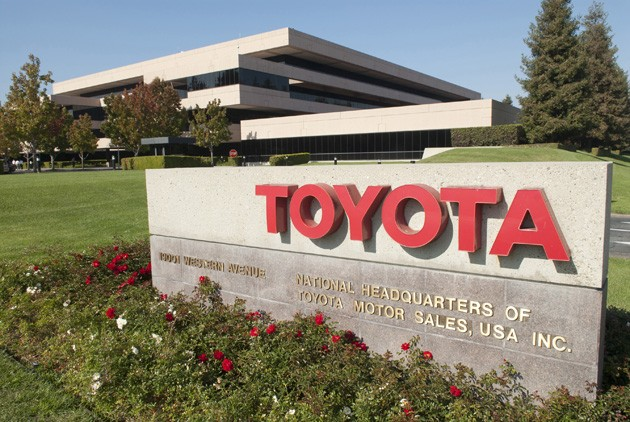 Toyota North American HQ