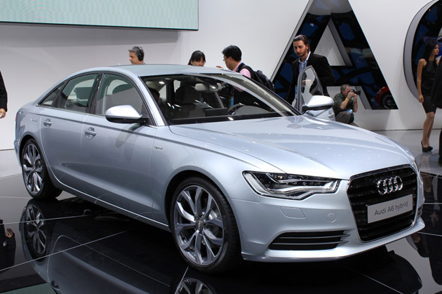 Audi A6 Hybrid