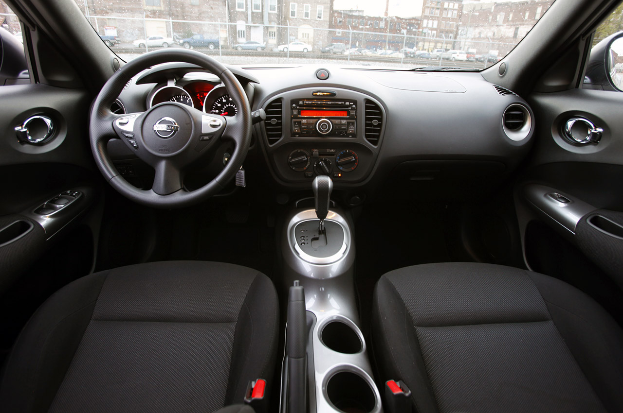 2011 Nissan Juke Review Photo Gallery Autoblog