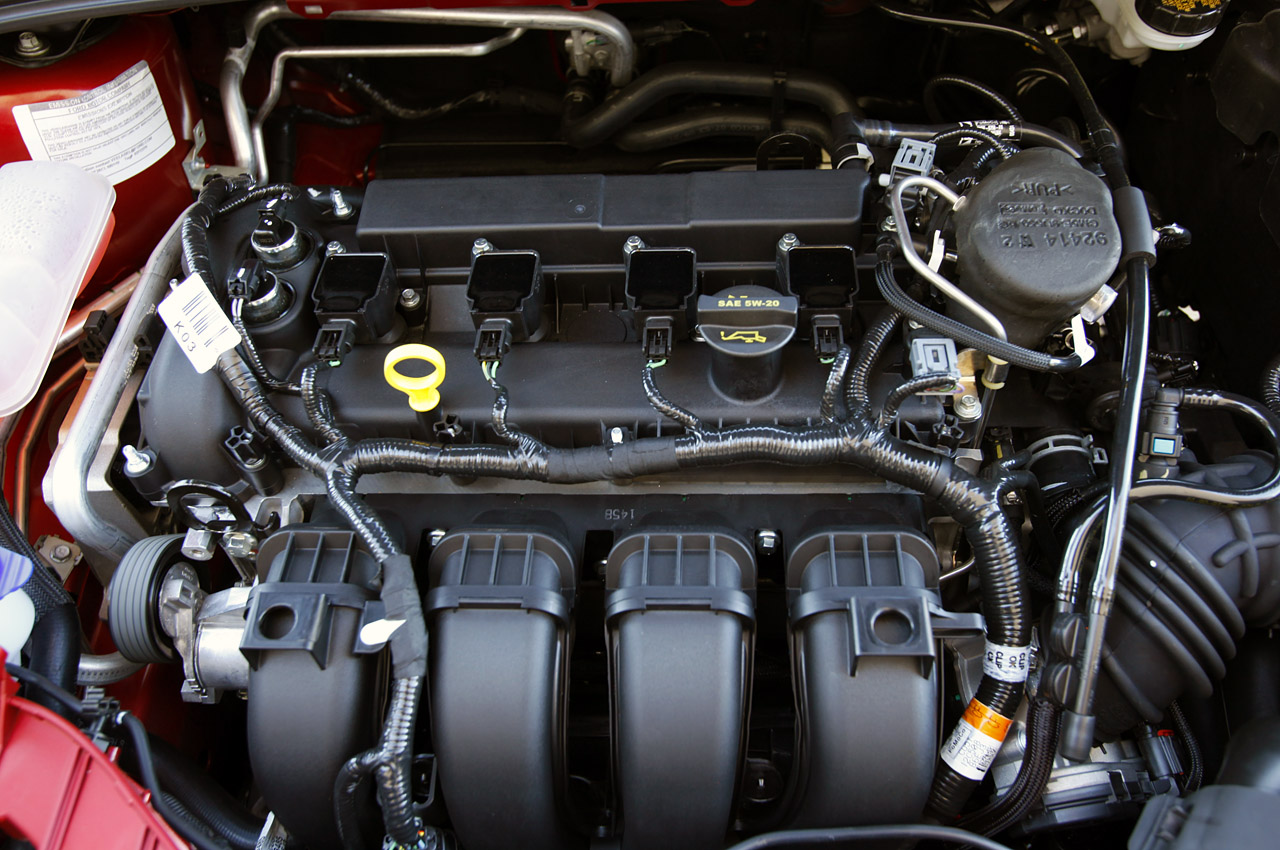 First Underhood Shots Of The 2012 Ti Vct 2 0l Duratec