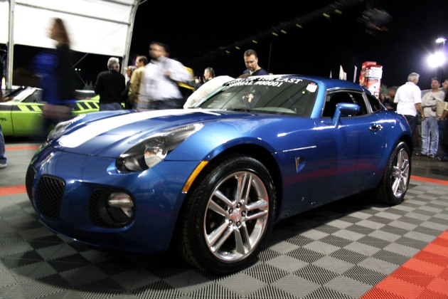 First and last 2010 Pontiac Solstice