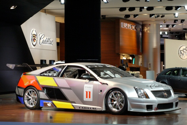 Cadillac CTS-V SCCA Race Car