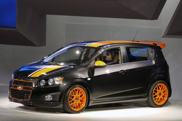 2012 Chevrolet Sonic Z Spec