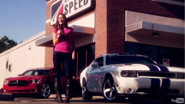 2011 Dodge Charger R/T and Challenger SRT8 392