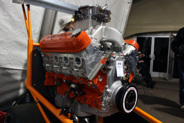 GM LSX454R crate engine