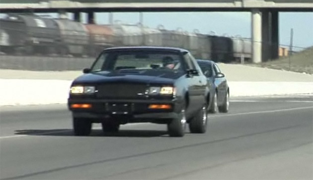 1987 Buick Grand National vs. 2011 Buick Regal Turbo
